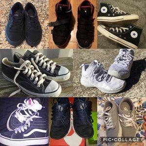 Shoe lot